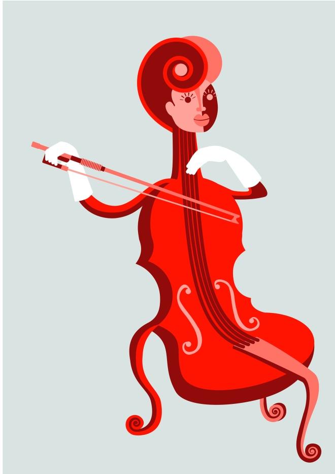 Bella the cello