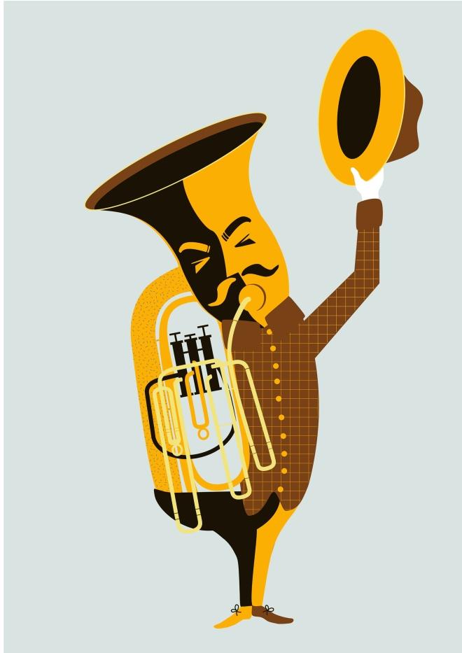 Bob the tuba